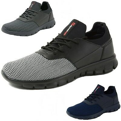online retailer 09f13 e266b Alpine Swiss Leo Men Sneakers Flex Knit Tennis Shoes Casual Athletic  Lightweight