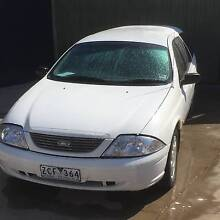 2002 Ford Falcon Wagon Sunshine Brimbank Area Preview