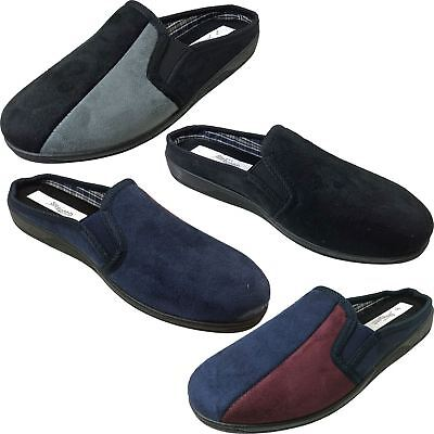 huge selection of info for buy best Mens Memory Foam Cushioned Slip On Rubber Sole Mule Backless ...