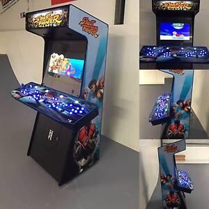 Arcade Upright  Machine 4 Player Hackham Morphett Vale Area Preview