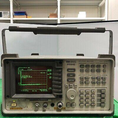 #HP 8594E Portable Spectrum Analyzer, 9 kHz to 2.9 GHz