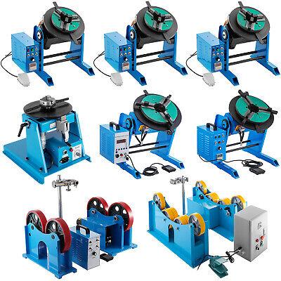 Vevor 103050100 Kg Rotary Welding Positioner Turntable Table Torch Bracket