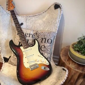 1960 Fender Stratocaster RELIC Custom Shop