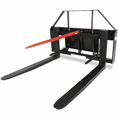 Titan 36 Pallet Fork Attachment W39 Hay Bale Spear Toro Dingo Mini Skid Steer