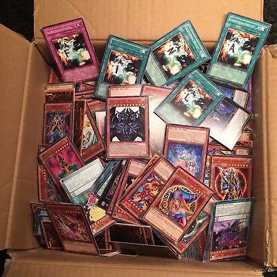 YUGIOH!! 500 Karten! Common! Sammlung Deck! Xyz Synchro Link! Sonderangebot!!!