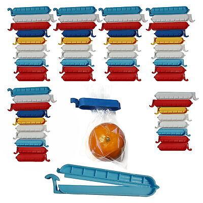 10 60 frischhalteclips verschlu clips gefrierbeutel klammern verschluss clips hannover. Black Bedroom Furniture Sets. Home Design Ideas