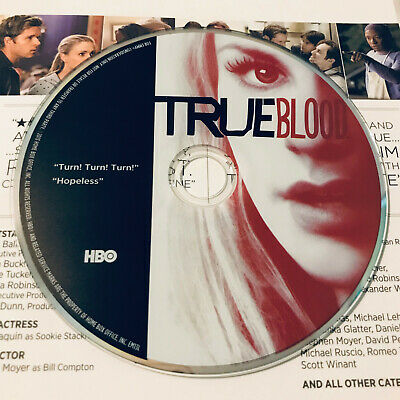 TRUE BLOOD - SEASON 5 - BEST EPISODES - HBO EMMY FYC DVD - BRAND