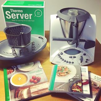 FOR SALE: Thermomix TM31 + Accessories + Cookbooks + Bag Petersham Marrickville Area Preview