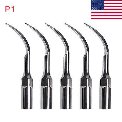 5usa Dental Ultrasonic Piezo Scaler Tips F Ems Woodpecker Handpiece Scaling P1