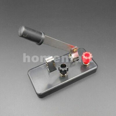 Single-switch Single-pole Single Brake Switch Diy Circuit Test Tester Experiment