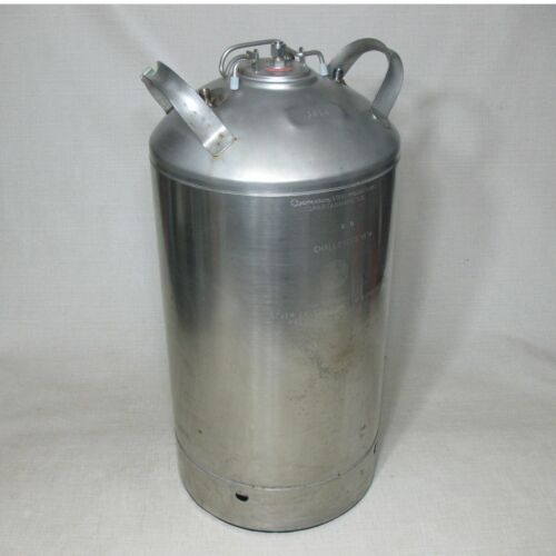 SPARTANBURG STEEL PRODUCTS CHALLENGER VI 10 GALLON STAINLESS STEEL TANK 130PSI