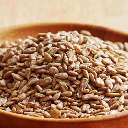 Restaurant Bakery Bulk Supply 25 lb. Raw No Shells No Salt Sunflower Seeds