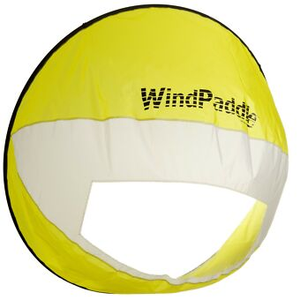 Vela Scouts WindPaddle para kayak de mar