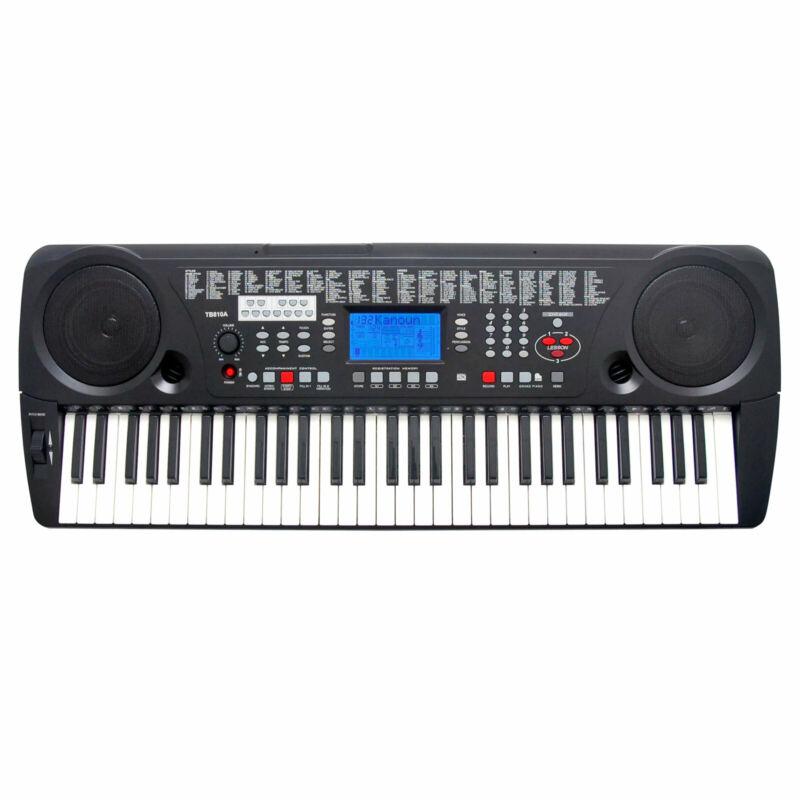 Ringway TB-820A Keyboard Black