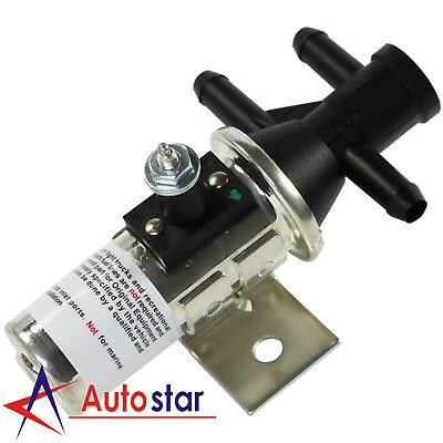 Fuel Tank Selector - Fuel Tank Selector Switching Valve 3 Port Dual Switch Main Aux Gas FV1 FV1T