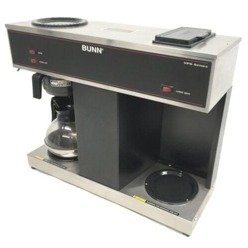 Bunn-O-Matic VPS BLK-LTD SW Commercial 3 Burner Coffee Maker