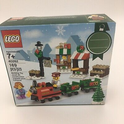 Lego Holiday Set 40262 Christmas Train Ride Brand New Sealed
