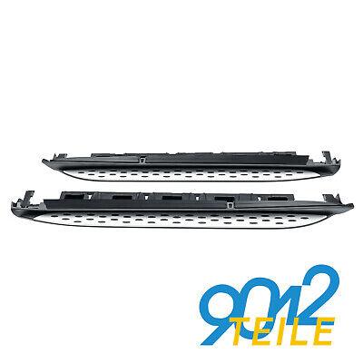 für Mercedes GLE W166 ML W166 Trittbretter Einstiegsbrett Seitenschweller