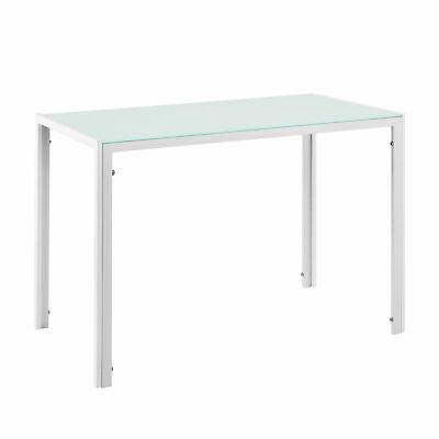Mesa de cocina Cica blanca 105x60x75