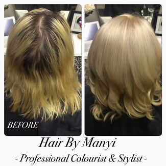 Hairdresser Merrimac Gold Coast City Preview