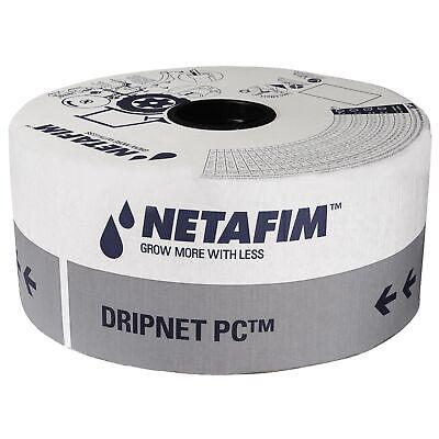 Netafim DripNet PC 636 Series- w/Anti-Siphon-Wall Thickness:15 mil-Flow Rate:0.2