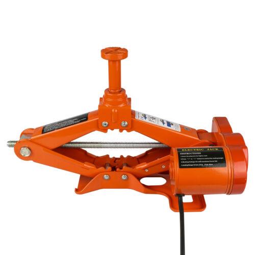 Portable Car Electric Jack Floor Jack 3 Ton Lift Scissor ...