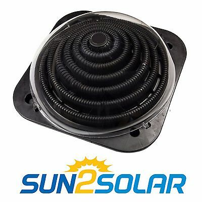 Sun2Solar Deluxe In-Ground Swimming Pool Solar Heater XD2 w/ Bypass Kit