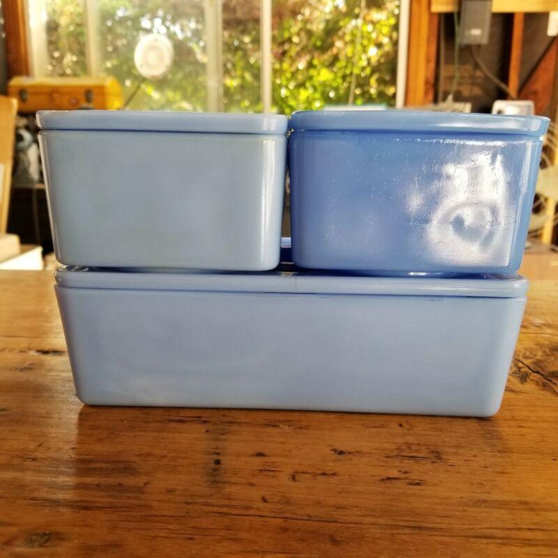 Vintage Delphite Refrigerator Boxes
