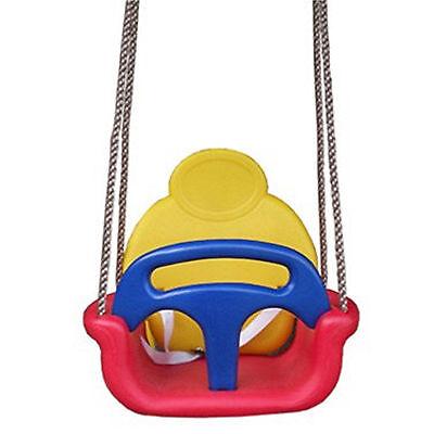Babyschaukel Kinderschaukel Garten Baby Kinder Schaukel Babyschaukelsitz 3 in 1
