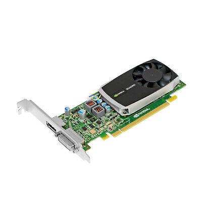 Neuware !! Nvidia Quadro 600 Grafikkarte 1GB RAM Dell OEM Karten