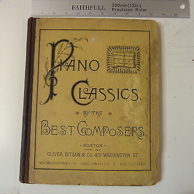 piano PIANO CLASSICS by the BEST COMPOSERS,