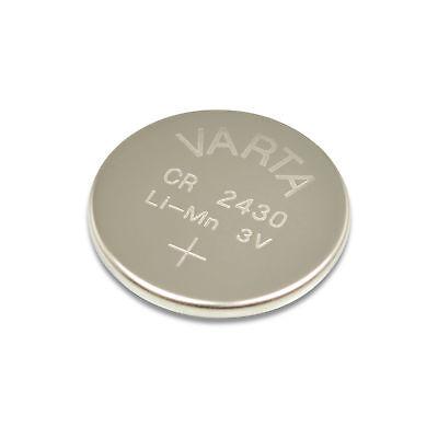 Varta -400 Lithium Batteries CR-2430 on Trays