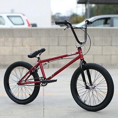 """2019 SUNDAY BIKE BMX STREET SWEEPER 20/"""" RAW BICYCLE FIT CULT PRIMO KINK HARO"""