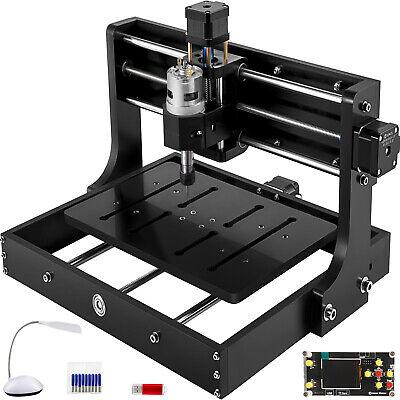 Vevor Er11 Cnc 3020 Mini Engraver Milling Machine 10000rpm Grbloffline Control