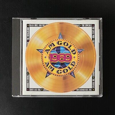 AM Gold: 1969 ♫ CD 1991 NILSSON, 3 DOG NIGHT, OLIVER, TURTLES, MERCY, (Am Gold 1969)