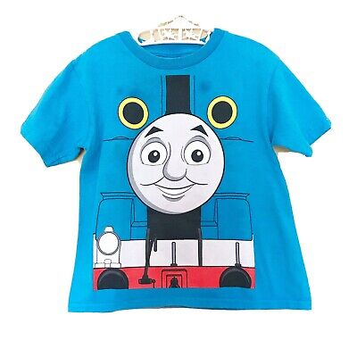 Thomas The Tank Engine #1 Fan T-Shirt Day Out Toddler Size 4T Train 2014