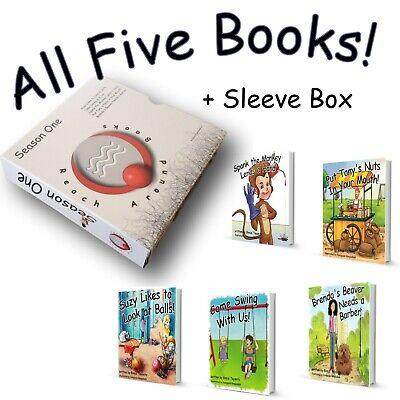 Reach Around Books--Season One Sleeve Box Set