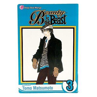 Beauty Is The Beast Volume 3 Tomo Matsumoto Japanese Shoujo Manga Graphic Novel
