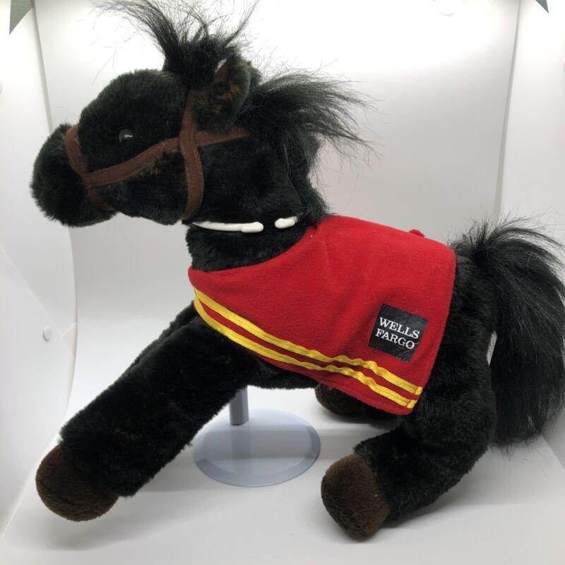 Wells Fargo Mike Horse Pony 2016 Legendary  Plush Doll Toy Stuffed Animal