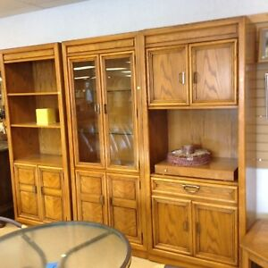 3 pc Wall Unit