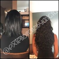 Mobile Fusion, Microloop, Tape-In Extensions