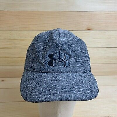 Under Armour Womens UA Renegade Twist Cap Heathered Gray Athletic Hat