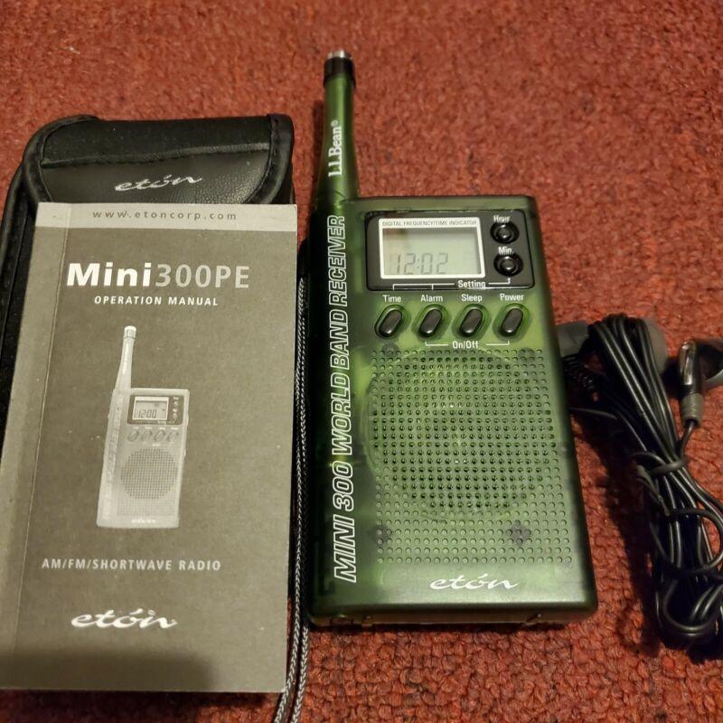 Eton Mini 300 World Band Receiver