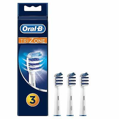 Oral-B TriZone Cabezal de Recambio Para Cepillo de Dientes Eléctrico 3Unidades