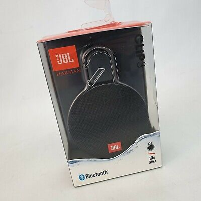 JBL CLIP3 Portable bluetooth speaker - Brand New - 3057533
