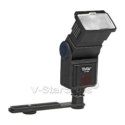 Vivitar Digital Slave Flash For Fuji Finepix X-pro 1 X100...