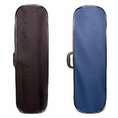 Hard Shell Violin Case FULL SIZE 4/4 - High Quality! Available in Black & Blue