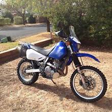 2007 Suzuki DR650 adventure bike, registered, lots of extras Turvey Park Wagga Wagga City Preview