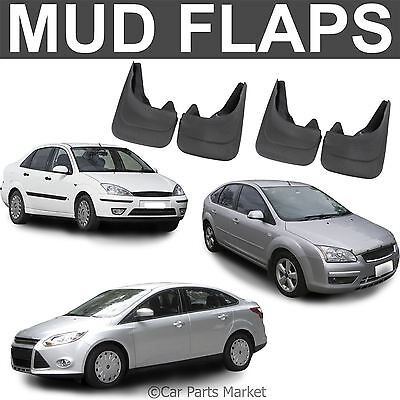 Mud Flaps Splash guard for Ford Focus mudguard set of 4x front and rear