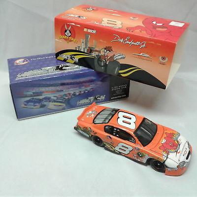 Dale Earnhardt Jr 1:24 Diecast Car #8 Looney Tunes Rematch 2002 Monte Carlo for sale  Milton